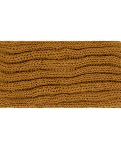 Gebreide-Gele-Haarband-one-size-kopen-bij-Sjaalskopen-warme-oker-gele-hoofdband-achterkant-horizontale-breisels-en-strik