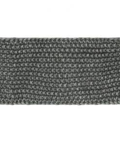 Gebreide-Grijze-Haarband-one-size-kopen-bij-Sjaalskopen-gemeleerde-stof-zachte-grijze-hoofdband-achterkant-gemeleerd