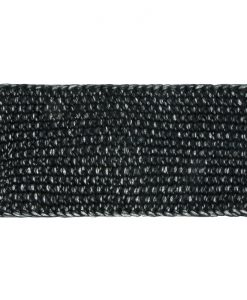 Gebreide-Zwarte-Haarband-one-size-kopen-bij-Sjaalskopen-gemeleerde-stof-zachte-zwarte-hoofdband-achterkant-strik-gemeleerd