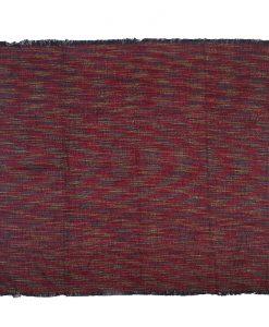 Gemeleerde-Omslagdoek-Rood-kopen-bij-Sjaalskopen.nl-acryl-vierkante-sjaal-print