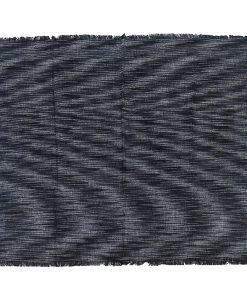 Gemeleerde-Omslagdoek-Zwart-kopen-bij-Sjaalskopen.nl-acryl-vierkante-sjaal-print