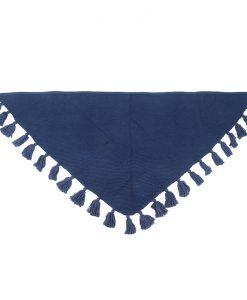 Omslagdoek-gebreide-omslagdoek-blauw-kopen-bij-Sjaalskopen.nl-omslagdoek-acryl-liggend
