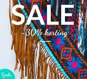 Sale-30-procent-korting-op-sjaals-omslagdoeken-poncho's-bij-sjaalskopen.nl