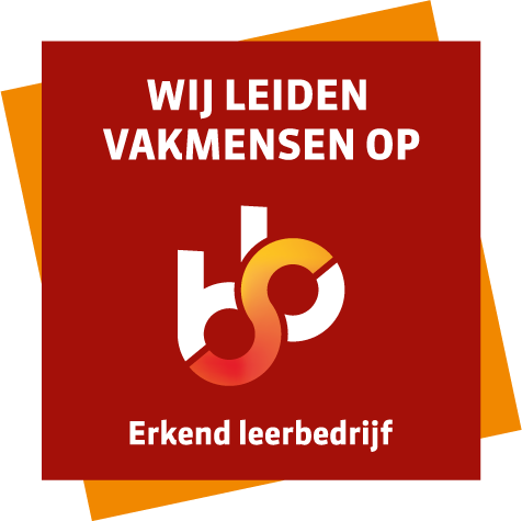 Sjaalskopen.nl is een officieel leerbedrijf
