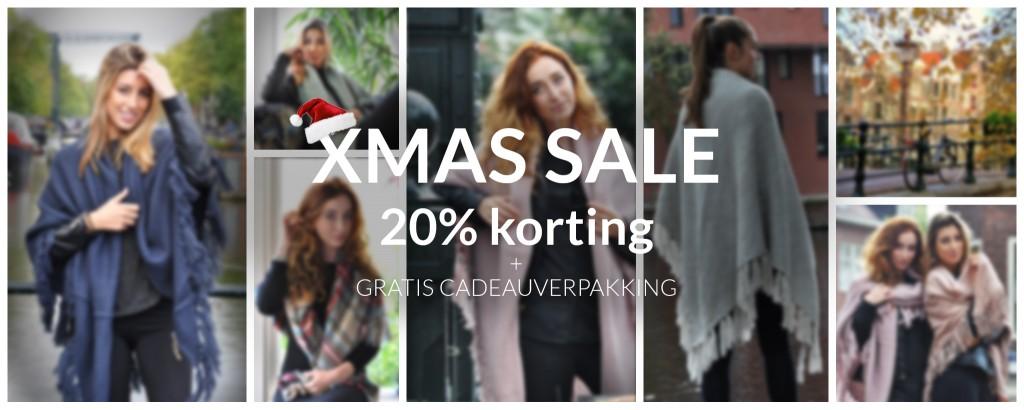 XMAS-SALE-Omslagdoeken-korting-Sjaalskopen-Decembermaand-Feestmaand-20-procent-korting