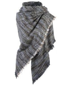 gemeleerde-omslagdoek-bruin-grijs-goedkope-grote-omslagdoek-kopen-bij-sjaalskopen-gemaakt-van-acryl-omgeslagen