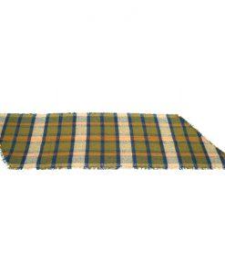 goedkope-geruite-omslagdoek-groen-grote-omslagdoek-kopen-bij-sjaalskopen-gemaakt-van-acryl-liggend