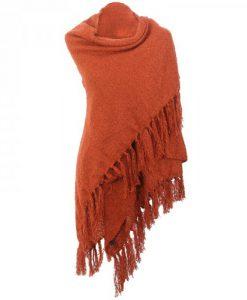 omslagdoek-acryl-oranje-kopen-op-sjaalskopen