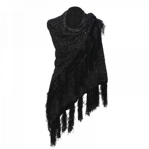 omslagdoek-sjaal-zwart-met-glitter-mooie-warme-sjaal-kopen-op-sjaalskopen-herfst